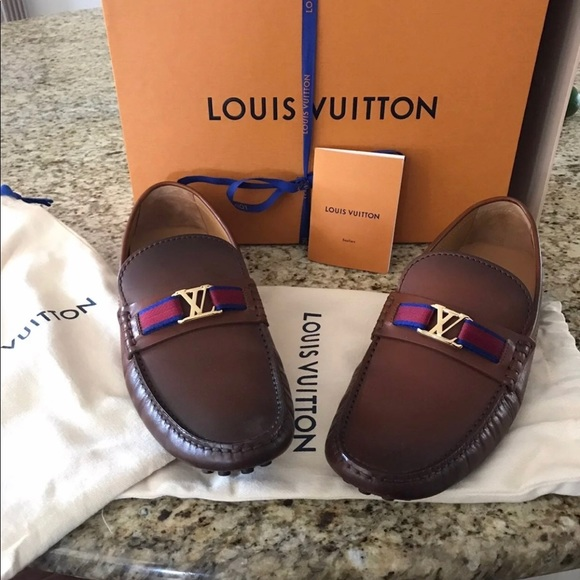 Louis Vuitton Mens Loafers
